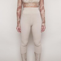 BAZIIC KNITTED MOTH LEGGING - Baziic HOT!MESS Fashion UK