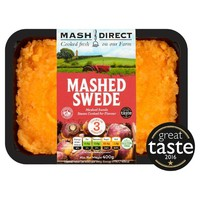 Mash Direct Mashed Swede at Ocado