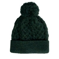 ASOS | ASOS Bobble Beanie In 100% British Wool at ASOS
