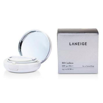 Laneige Bb Cushion Foundation Spf 50 With Extra Refill - # No. 21 Natural Beige --2x15g-0.5oz By Laneige