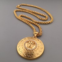 Jewelry Shiny Gift Stylish New Arrival Hot Sale Fashion Hip-hop Club Necklace [6542727811]