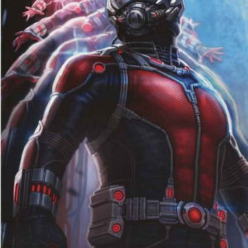 Ant-Man Portrait Marvel Comics Poster 22x34