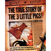The True Story of the Three Little Pigs - Walmart.com
