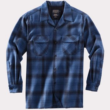 Board Shirt Blue/Black Ombre 2