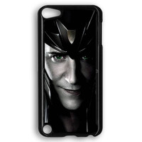 Loki The Avengers Movie Tom Hiddleston iPod Touch 5 Case