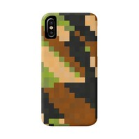 Camo Pixels | Christy Leigh Creative