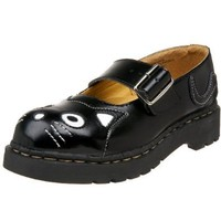 T.U.K. Women's Cat Mary Jane Flat