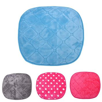 42*40cm Colorful Cotton Seat Cushion ForSoft Home Office Square  Buttocks Chair Pads  Home Decor
