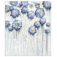 Pops Of Spring Hand Painted Art