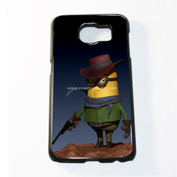 Funny Minion Parody Samsung Galaxy S6 and S6 Edge Case