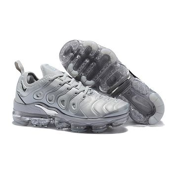 Nike Air VaporMax Plus Cool Grey VM Tn Running Shoes