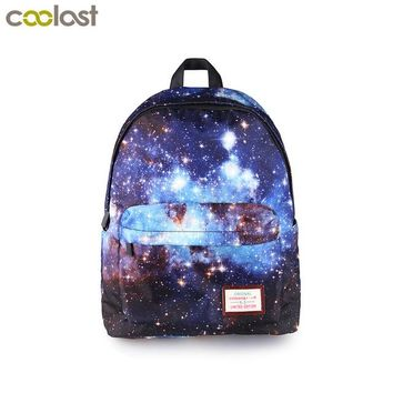 University College Backpack Galaxy  For Teenage Girls Boys Universal Star Bags Starry Night School  Children School Bags Teen  BagAT_63_4