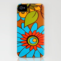 That 70's Pattern iPhone Case by Ann B. | Society6