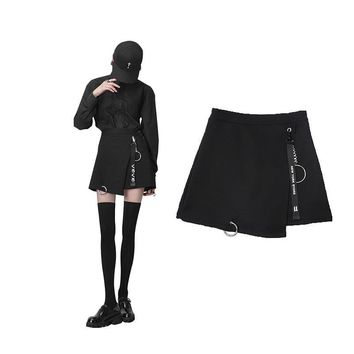 The Irregular Punk Skirt