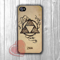 Legend of Zelda Triforce Lightning -stl for iPhone 4/4S/5/5S/5C/6/ 6+,samsung S3/S4/S5,samsung note 3/4