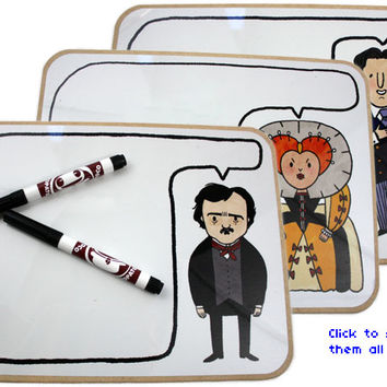 TopatoCo: Wee The People Dry Erase Message Boards!