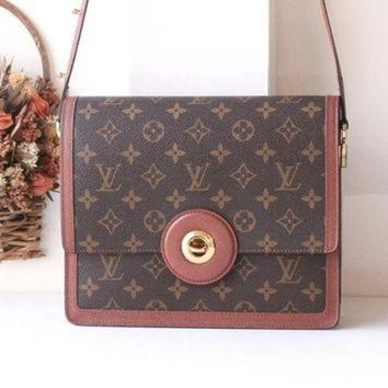 PEAPYD9 Louis Vuitton Monogram 2 way Shoulder handbag Authentic Vintage bag