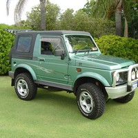 "Suzuki Samurai: Photo в""–10"