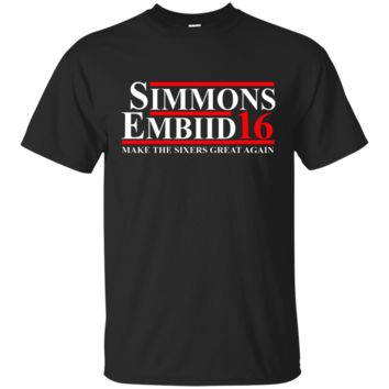 simmons embiid '16 T-Shirt G200 Gildan Ultra Cotton T-Shirt