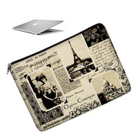 MacBook Air 11 or 13 Laptop Sleeve Bag Case  by janinekingdesigns
