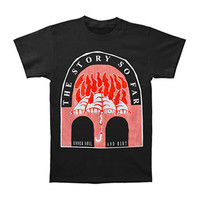 Story So Far Men's  Under Soil & Dirt T-shirt Black Rockabilia