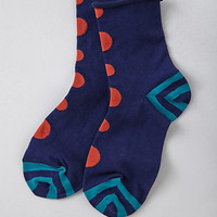 Thumbprint Socks