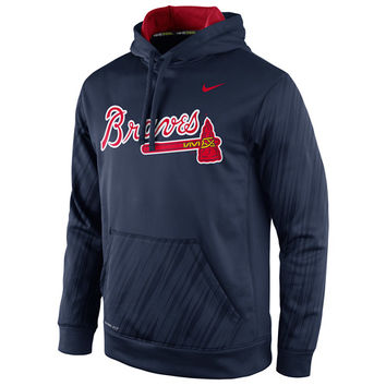 Atlanta Braves Speed KO Pullover Hoody 1.5 by Nike - MLB.com Shop