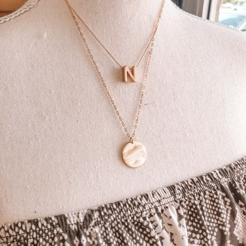 Say My Name Necklace