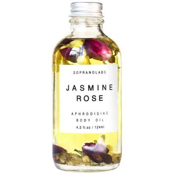 SopranoLabs - Jasmine & Rose Sensual Body Oil