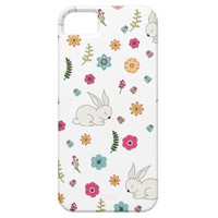Easter bunny iPhone SE/5/5s case