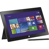 Microsoft - Surface Pro 2 with 64GB - Dark Titanium