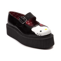 Womens T.U.K. Hello Kitty® Mary Jane Creeper Shoe