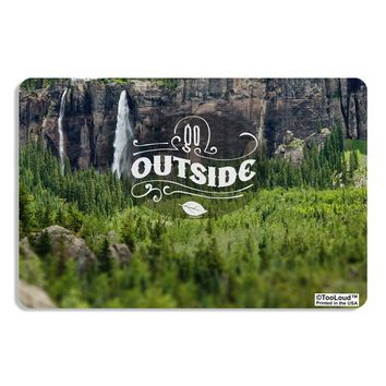 Beautiful Cliffs - Go Outside AOP Placemat All Over Print by TooLoud
