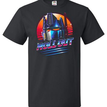 Roll Out Unisex T-Shirt