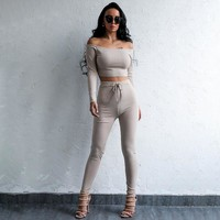 Curves Ahead two Piece Set