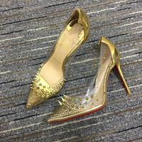 Christian Louboutin Cl Pumps High Heels Reference #02bk10 - Best Online Sale