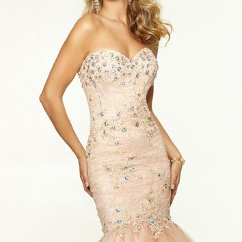 Paparazzi by Mori Lee 97079 Dress