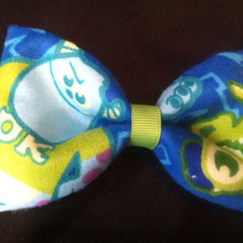Monsters University Hair Bow