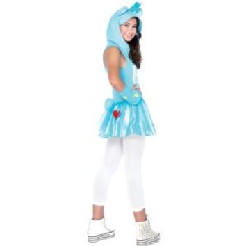 Teen Girls Bedtime Bear Costume - Care from Party City
