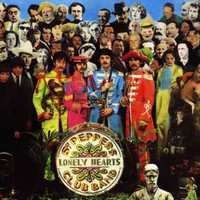 The Beatles Sgt Peppers Album Cover Poster 11x17