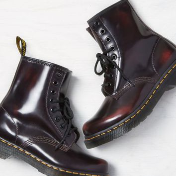 AEO Women's Dr. Martens 1460 Boot (Red)