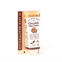 Chocolate Chip Cookie - All Natural Lip Balm Jelly