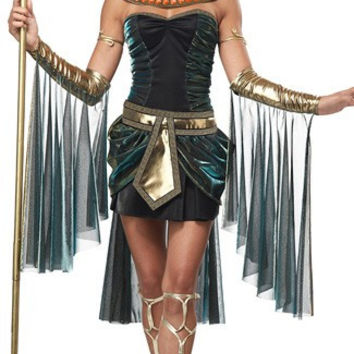 Egyptian Goddess Costume