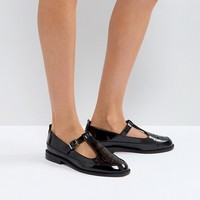 ASOS MANDARIN Flat Shoes at asos.com