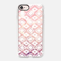 Diamond Blush iPhone 7 Case by Lisa Argyropoulos | Casetify