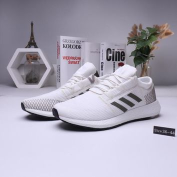"""""""Adidas PureBoost"""" Unisex Casual Breathable Running Shoes Couple Fashion Sneakers"""
