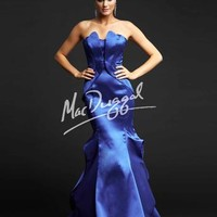Mac Duggal Royalty 61959Y Mac Duggal Royalty Atlanta Pageant, Atlanta Prom, Atlanta Homecoming, Atlanta Quinceanara