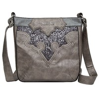 Miss Me Western Glam Crossbody Purse