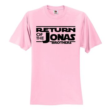 Return of the Jonas Brothers T-Shirt