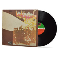 "LED ZEPPELIN - ""Led Zeppelin II"" vinyl record"